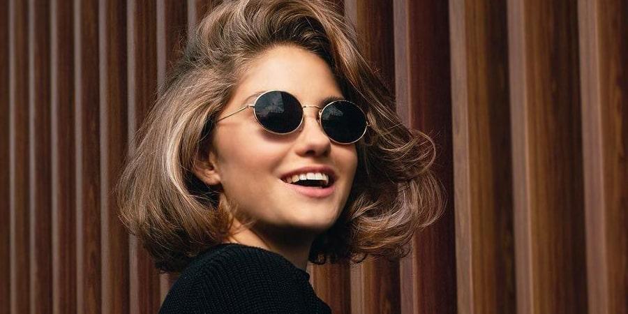 как подобрать солнцезащитные очки под прическу