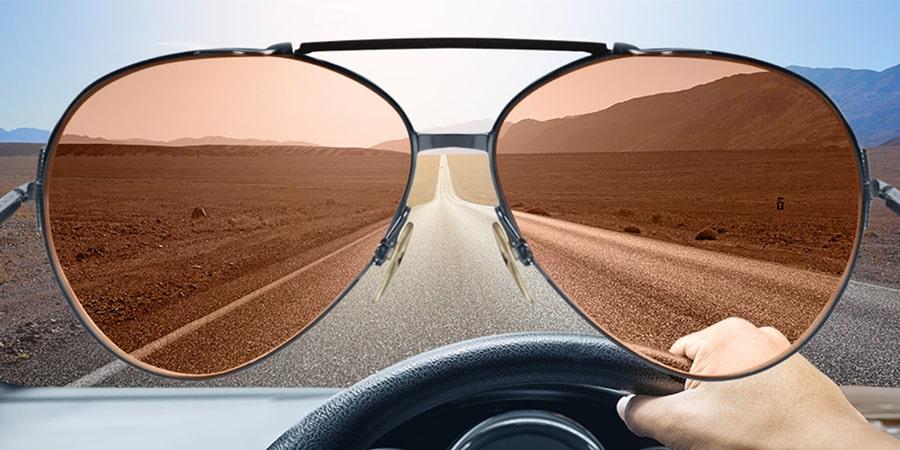 какими должны быть водительские солнцезащитные очки фото