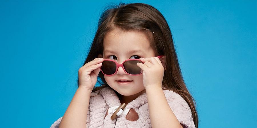 можно ли детям носить солнцезащитные очки фото