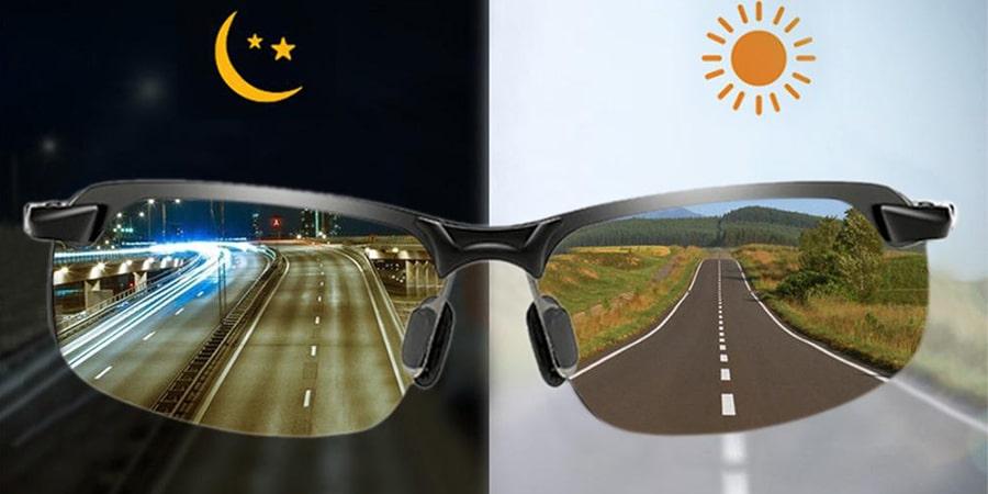 поляризационные очки для вождения автомобиля фото