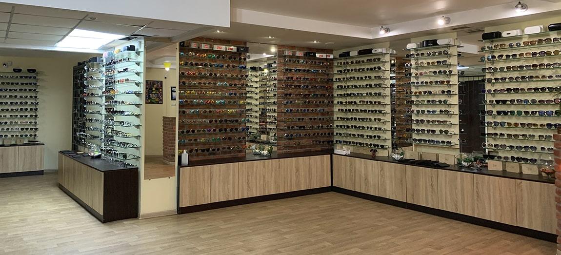 шоу-рум компании Sunglasses ua