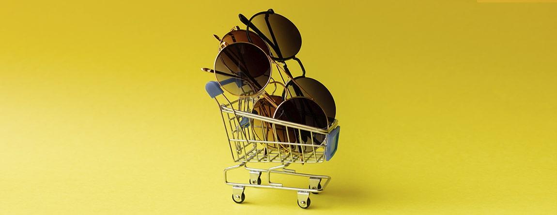 способы доставки очков в магазине Sunglasses ua