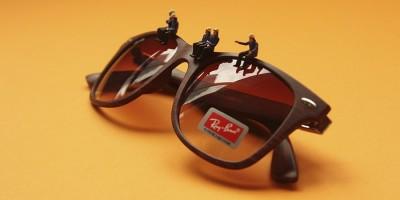 История бренда солнцезащитных очков Ray Ban
