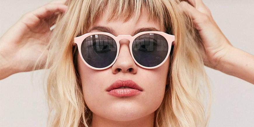 Как подобрать солнцезащитные очки к прическе