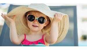 Нужны ли детям солнцезащитные очки