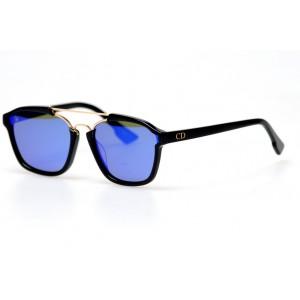 Очки Christian Dior abstract-blue-W