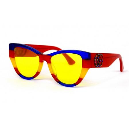 Очки Gucci 3876-blue-red