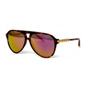 Брендовые очки 4222-leo-pink