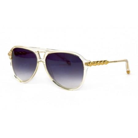Брендовые очки 4222-bl-white