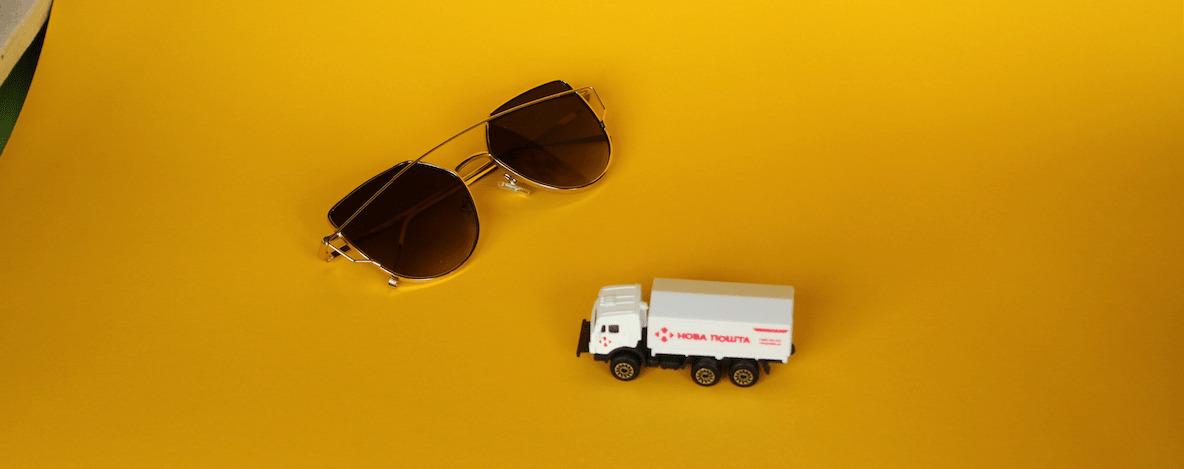 Женские солнцезащитные очки Chopard фото