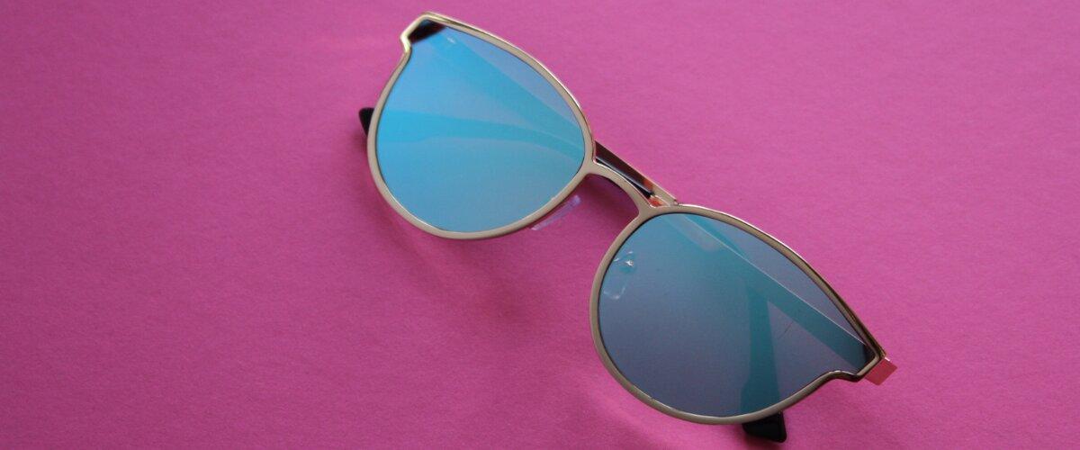 безоправные очки женские фото