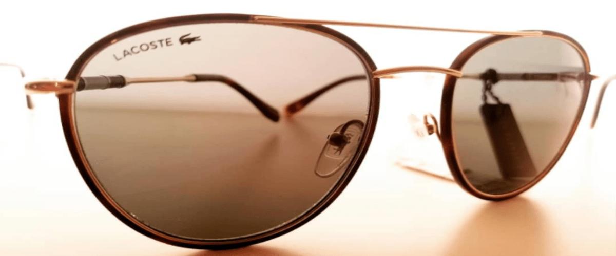 брендовые очки Lacoste фото