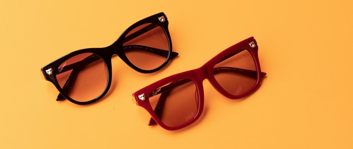 брендовые солнцезащитные очки фото
