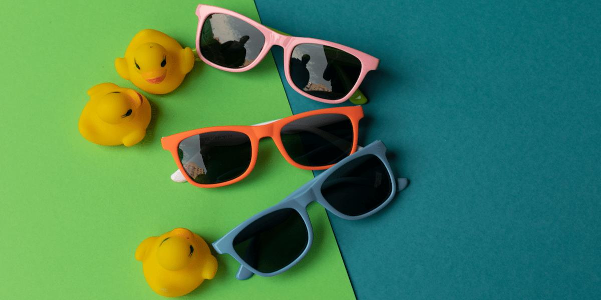 детские солнцезащитные очки ray ban фото