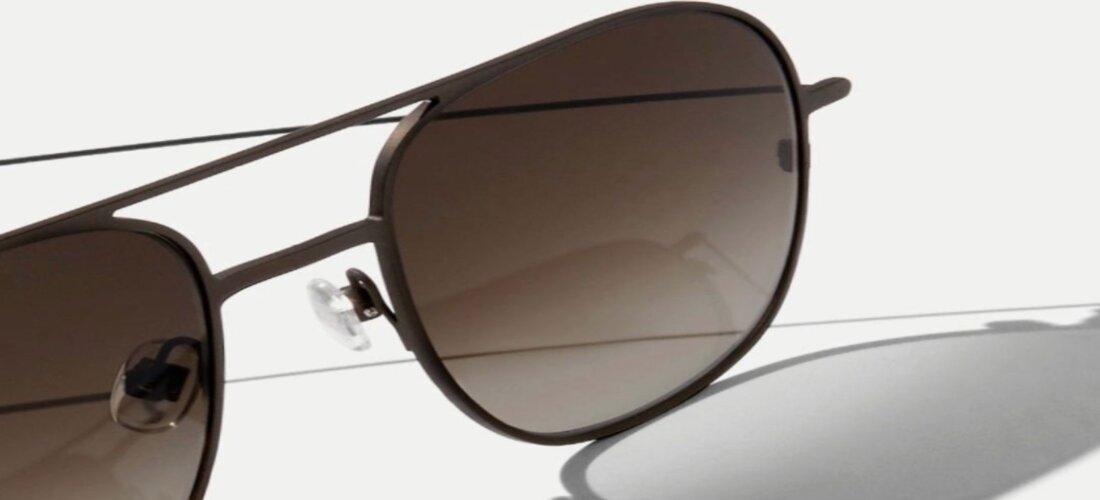 мужские очки с градиентом фото