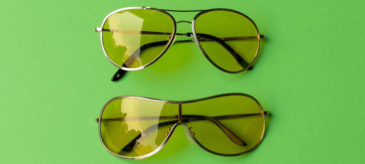 солнцезащитные очки антифары фото