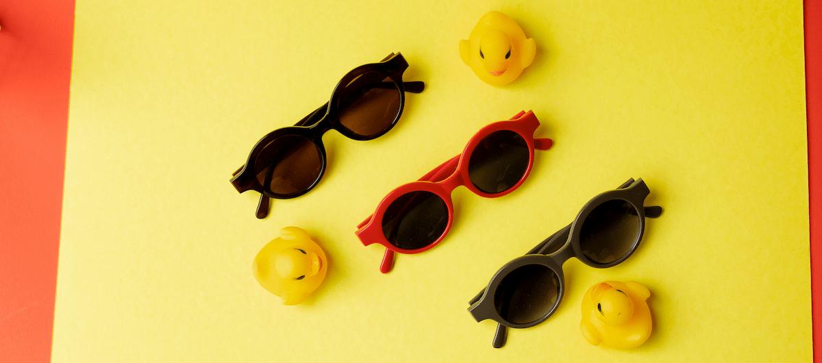 солнцезащитные очки для мальчиков фото