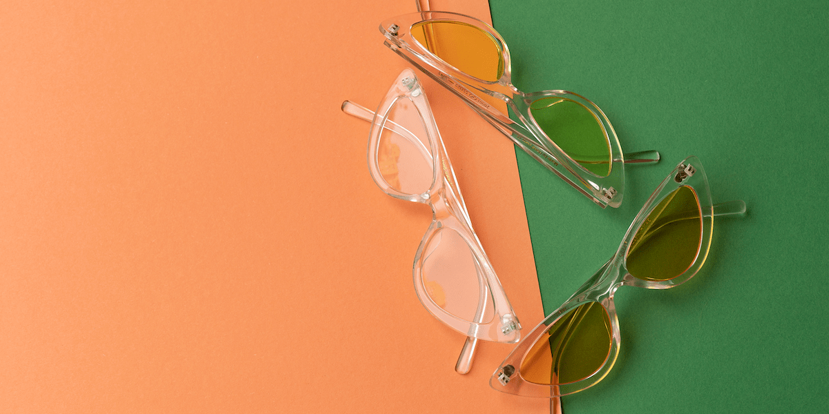 солнцезащитные очки кошки фото