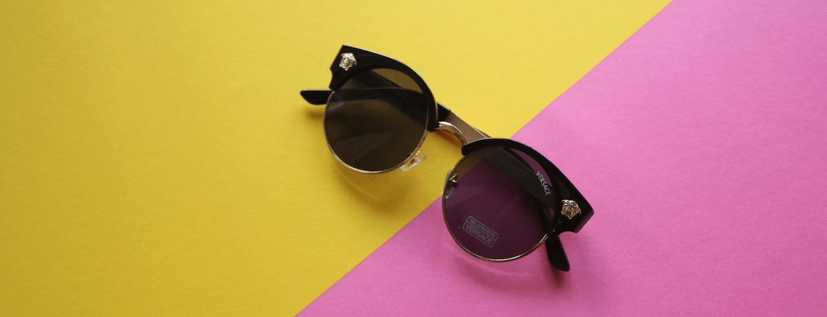 солнцезащитные очки versace фото