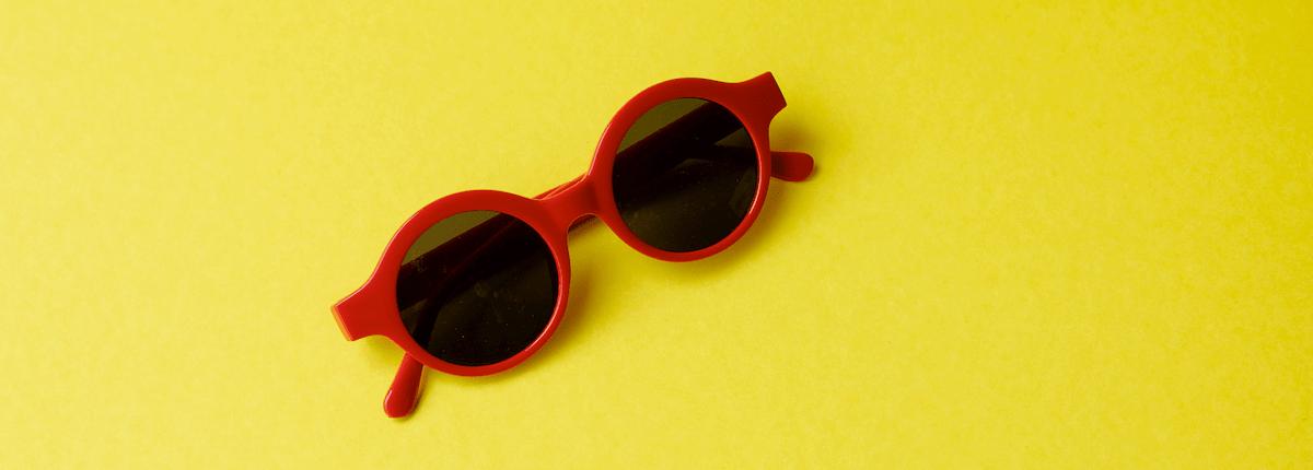 солнечные очки для девочек фото