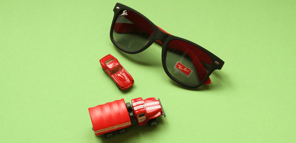 солнечные очки унисекс фото