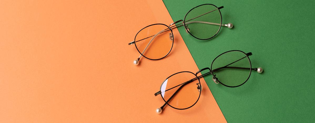 женские очки для компьютера фото