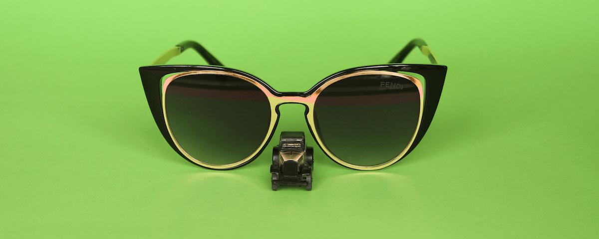 женские очки fendi фото