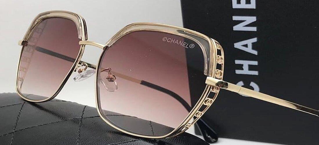 женские очки с градиентом фото