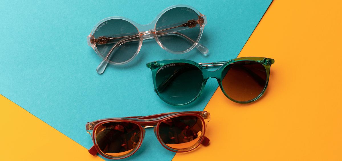 женские солнцезащитные очки bvlgari фото