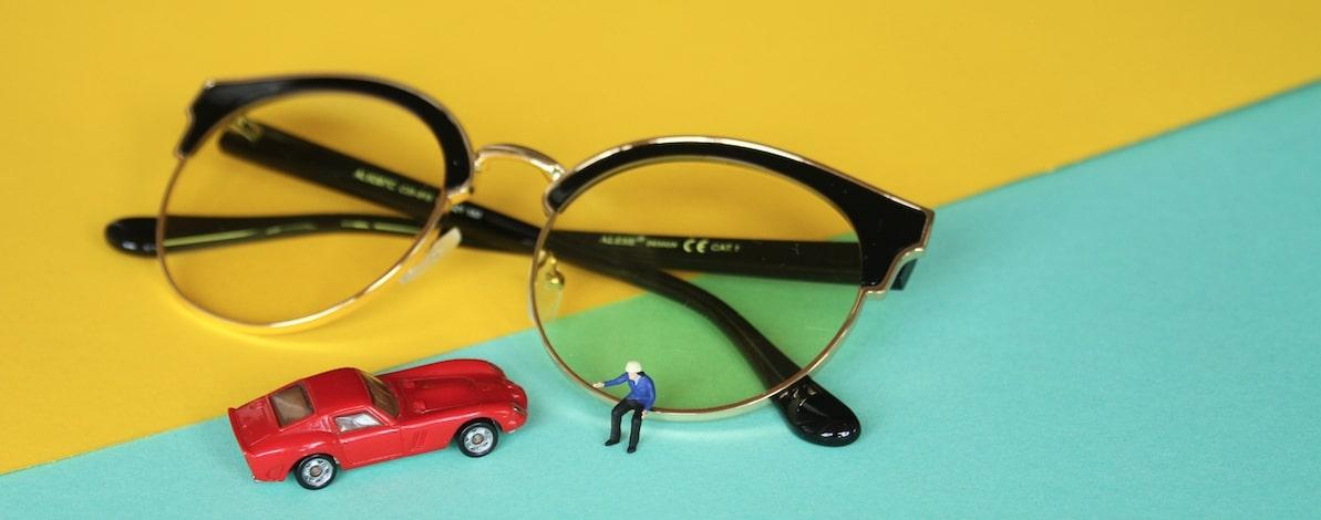 женские солнцезащитные очки со стеклом фото