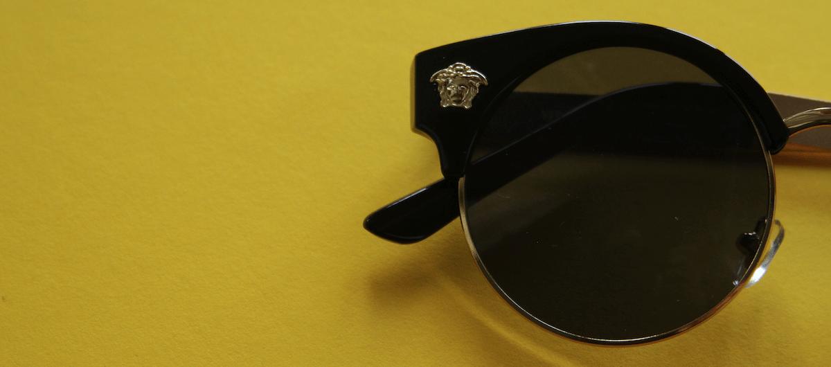 женские солнцезащитные очки versace фото