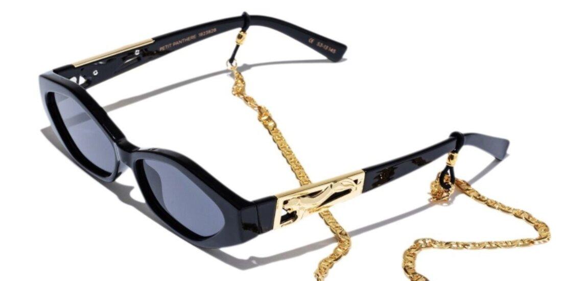 женские узкие очки от солнца фото